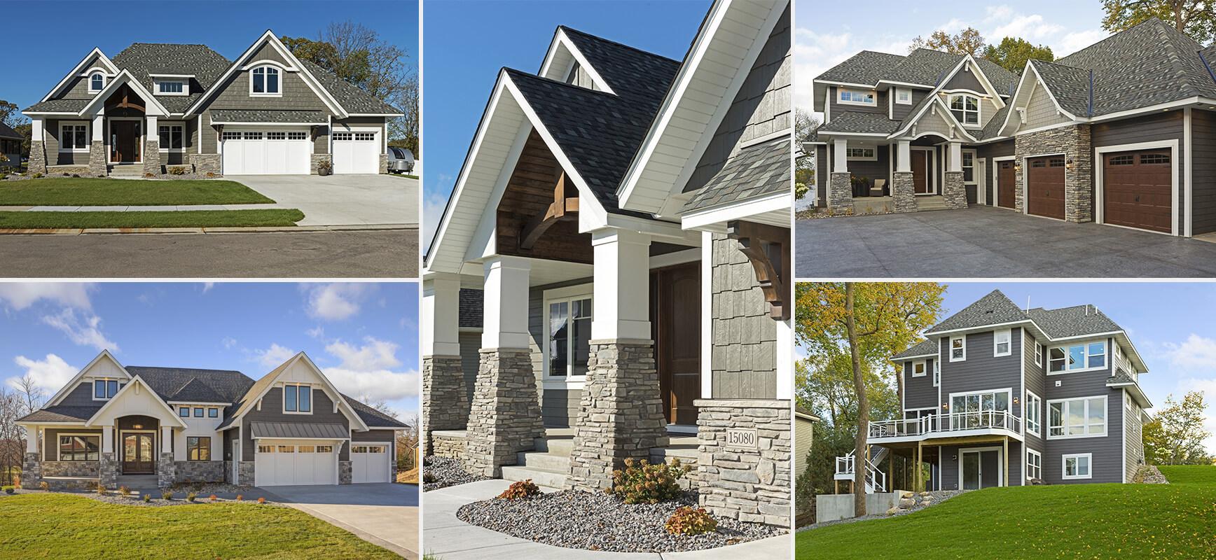 Pebble creek custom homes for C m custom homes